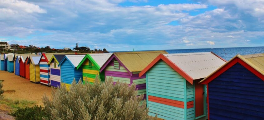 How much does beach hut hire cost?