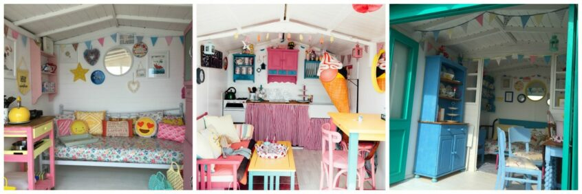 How to choose which beach hut to hire