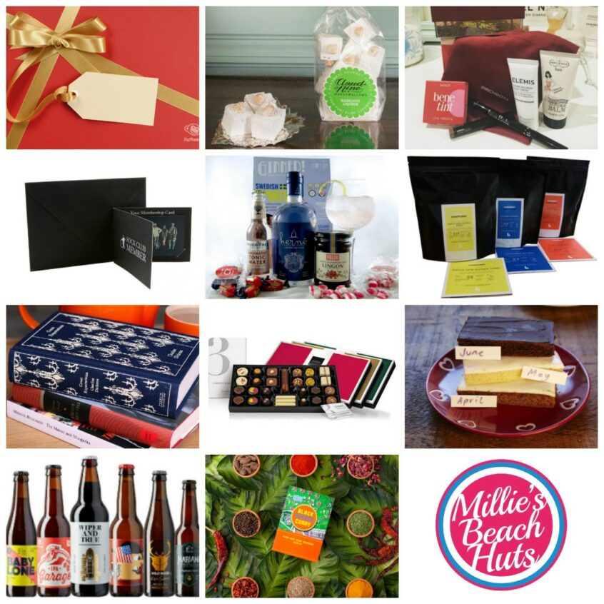 10 best subscription boxes christmas