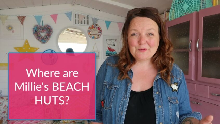 Where are Millie's Beach Huts Thumbnail PPT