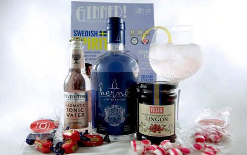 best subscription gifts craft gin christmas